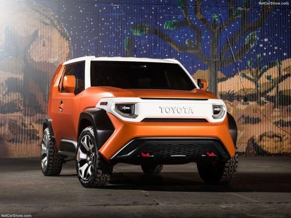 Toyota FT-4x: обзор молодёжного внедорожника