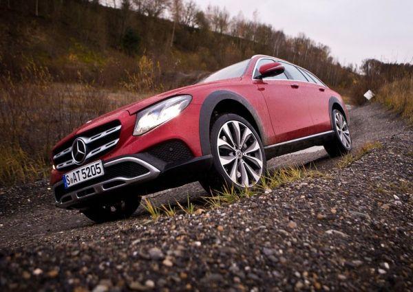 Mercedes E-Class All Terrain 2017