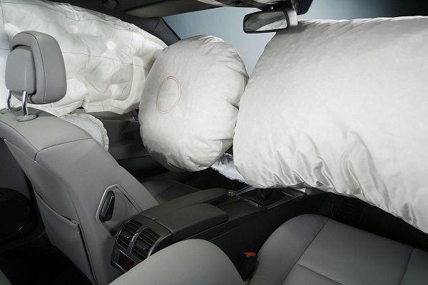 Подушки безопасности — виды и назначение
