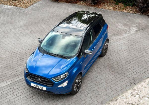 Официальный дебют Ford EcoSport 2018