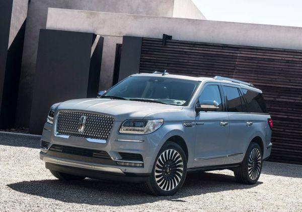 Новый Lincoln Navigator 2018