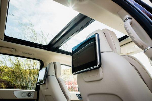 Панорамная крыша Lincoln Navigator 2018