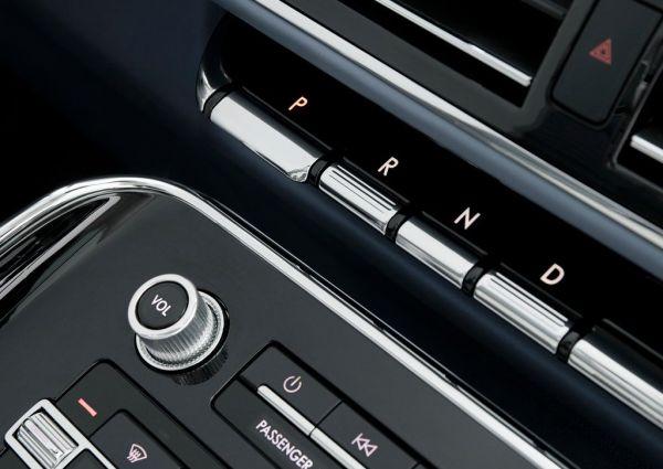 Коробка передач нового Lincoln Navigator 2018