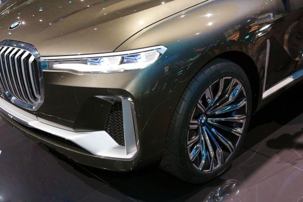 Светодиодная оптика BMW X7