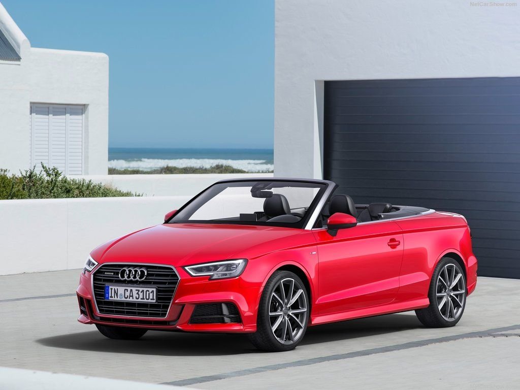 Audi A3 Cabriolet 2017: характеристики, цена и видео-обзор ...