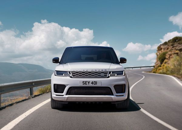 Обновленный Land Rover Range Rover Sport PHEV 2018