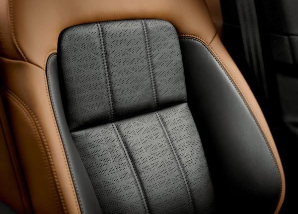 Обивка передних сидений