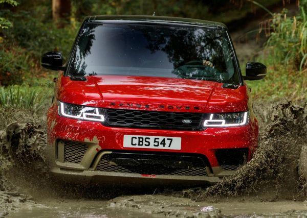 Испытания нового Range Rover Sport 2018