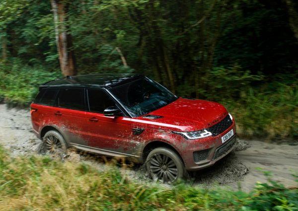 Безопасность нового Range Rover Sport 2018