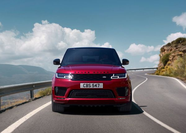 Новый Range Rover Sport 2018