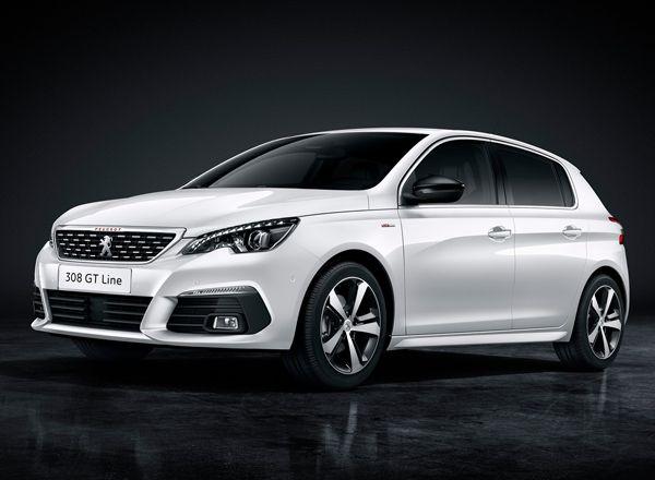 Топовая комплектация Peugeot 308 2018 G-Line