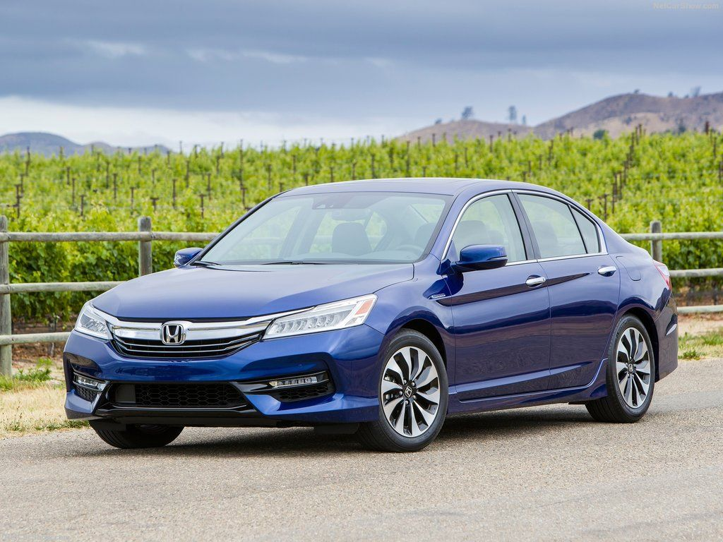 Review honda accord hybrid