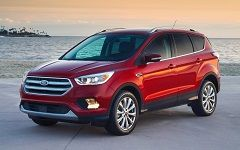 Ford Escape 2017 - обзор характеристик и фото