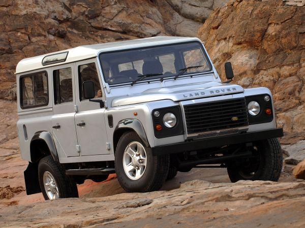 Классический Land Rover Defender