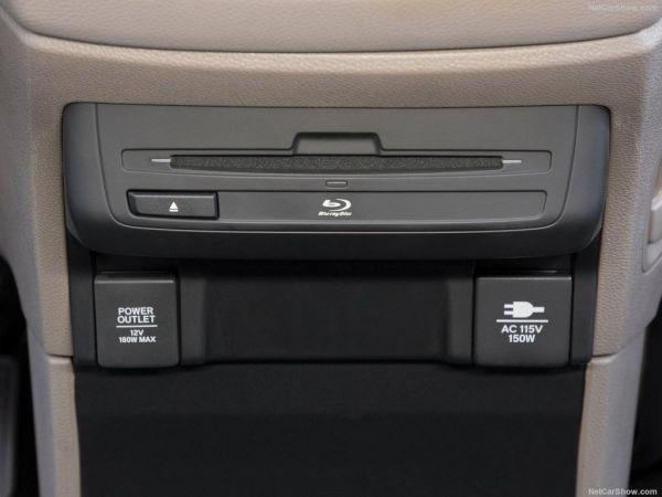 Новая Honda Odyssey 2018 года - совершенство в чистом виде