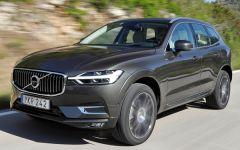 Рублевая цена нового Volvo XC60 в России