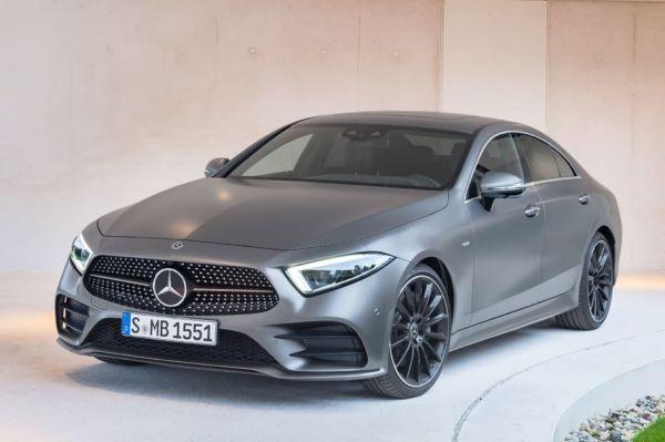 Заряженный Mercedes-AMG CLS