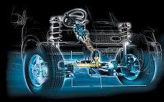 Подвеска автомобиля: устройство, виды и принцип работы