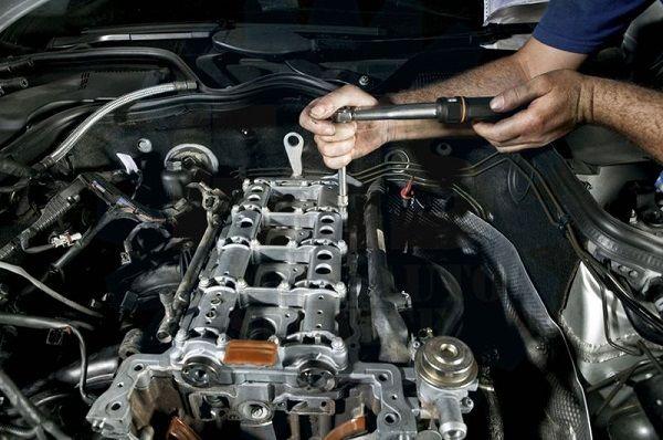 неполадки двигателя автомобиля