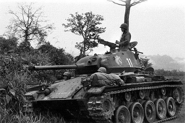 танк М 24