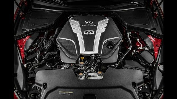 3.0L Turbocharged DOHC V6