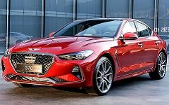 Hyundai Genesis G70 2019-2020 - цена (новая), комплектации и технические характеристики