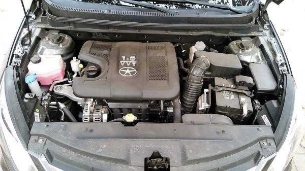 Бензиновый двигатель JAC J4 2017