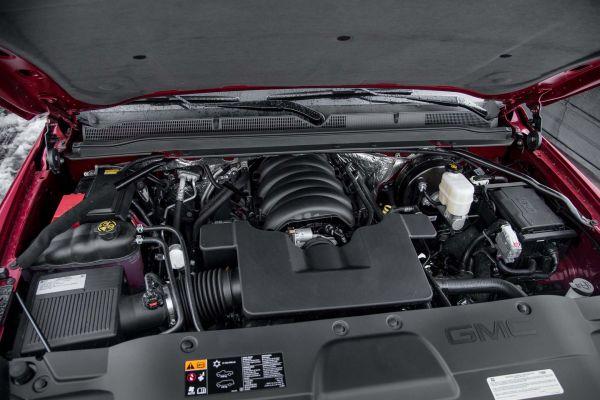Двигатель GMC