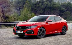 Новый хэтчбек Honda Civic Turbo: цена и комплектации