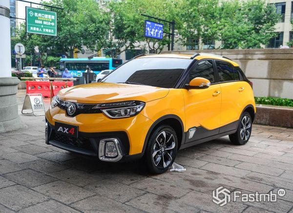 Dongfeng Fengshen AX4 2017