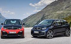 BMW i3 2018-2019 тест-драйв электрокара фото цена технические характеристики нового БМВ АЙ3