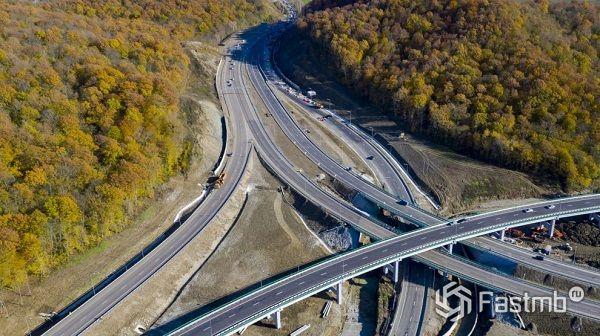несистемный контроль за строительством дорог