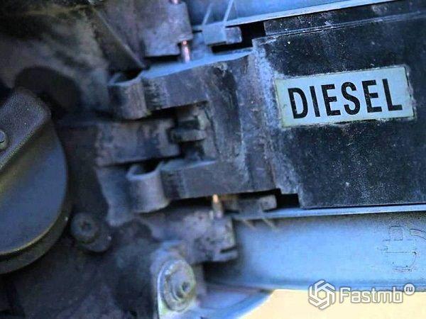 популярные дизельные автомобили