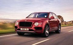 Премиальный кроссовер Bentley Bentayga получит бензиновый мотор V8