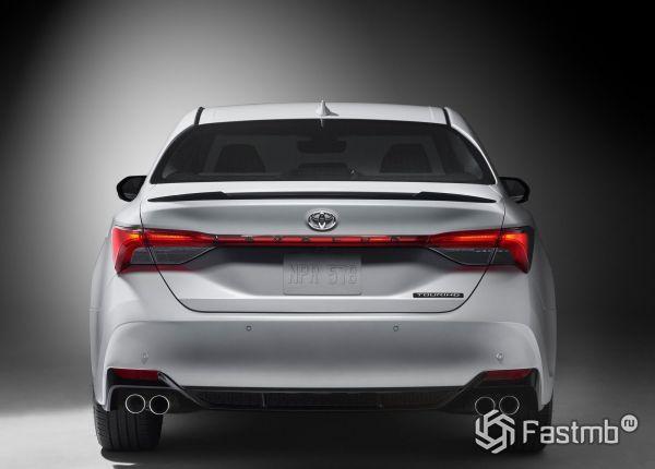 Светодиодные динамические стопы Toyota Avalon 2019