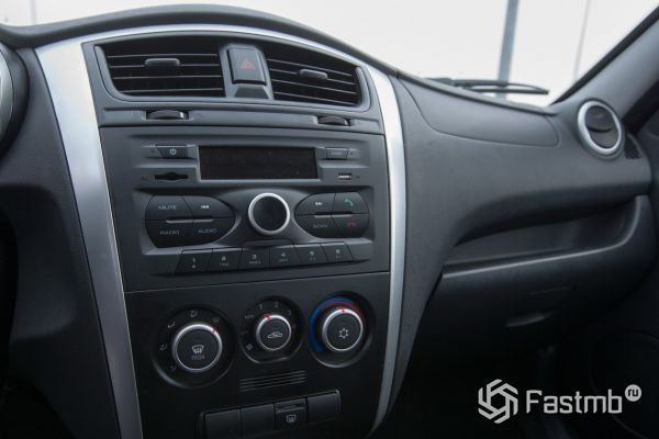 Панель аудиосистемы седана Datsun On-DO 2017