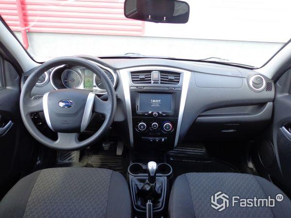 Панель максимальной комплектации Datsun On-DO 2017