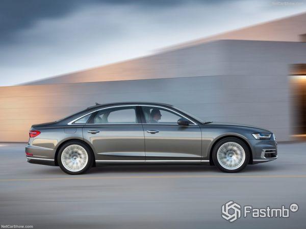 Audi A8 L 2018: характеристики, цена и фото новой Ауди А8