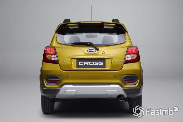 Стопы и противотуманки Datsun Go-Cross 2018