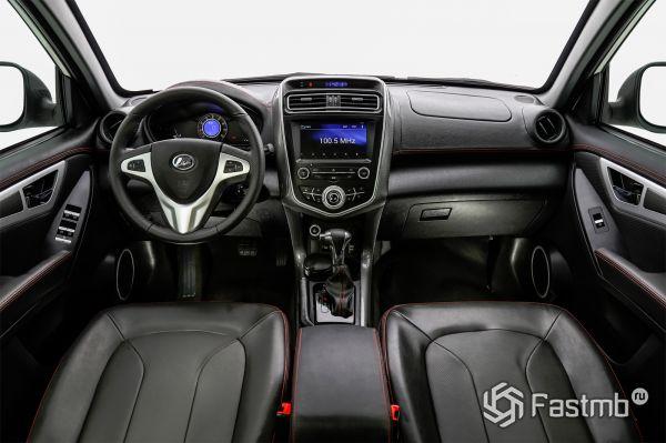 Передняя панель Lifan X60 2018