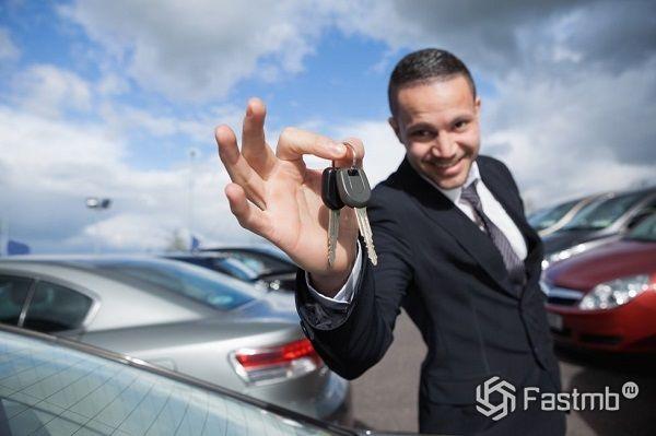 торговля автомобилями - лакомый кусок для жуликов