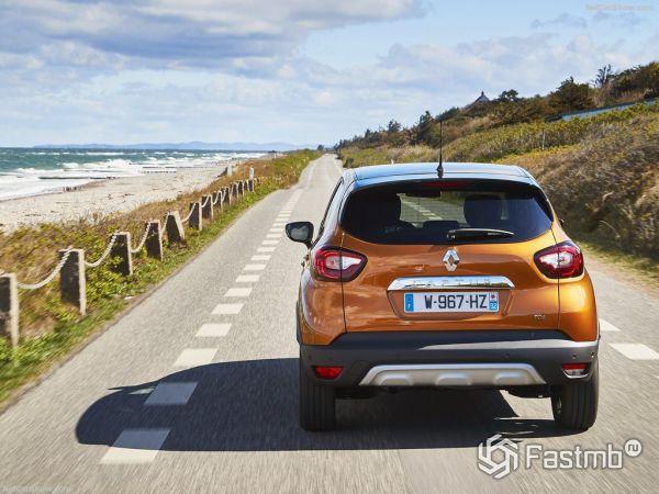 Renault Captur 2018: характеристики, цена, фото и видео-обзор