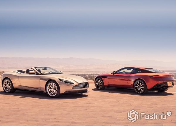 Обзор Aston Martin DB11 2018: характеристики, параметры, цена, фото