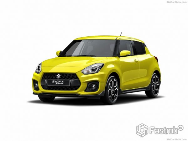 Suzuki Swift Sport 2018: характеристики, цена, фото и видео-обзор