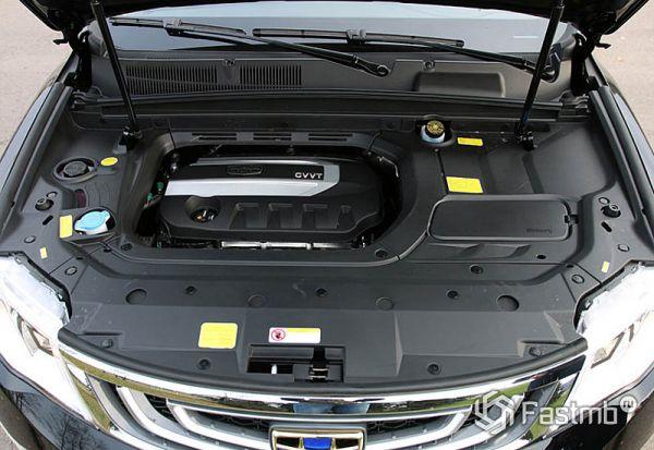 Бензиновый двигатель кроссовера