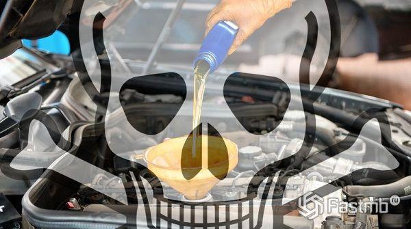 ТОП-5 способов «убить» двигатель