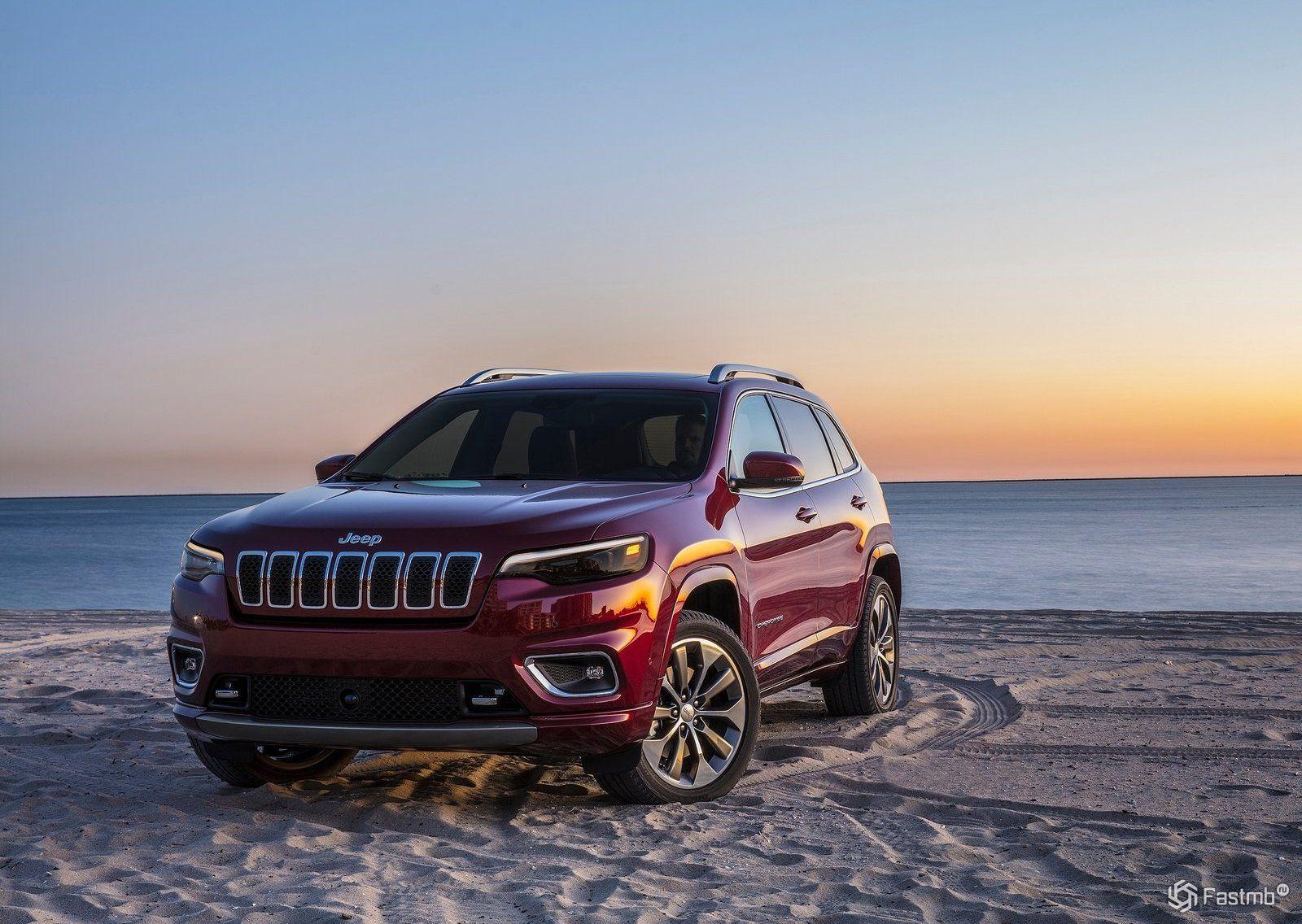 Jeep Cherokee 2018-2019  характеристики bde970497cc8b