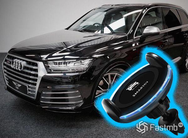 Беспроводная зарядка SMARTOV CAR CHARGHER