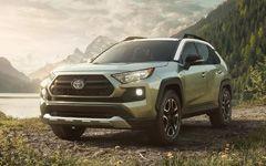 Обзор Toyota RAV4 2018-2019 — технические характеристики и фото