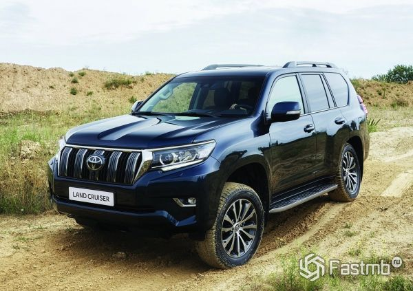 Toyota Land Cruiser Prado 2018: характеристики, цена, фото и видео-обзор